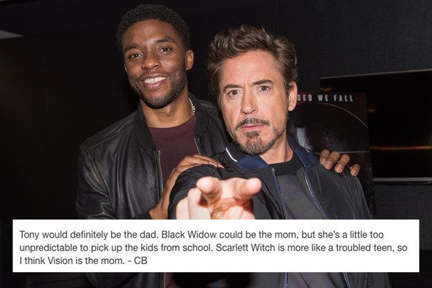 """If your crew was a family, who would be in the roles of mom and dad? —pinkparadox-anime 