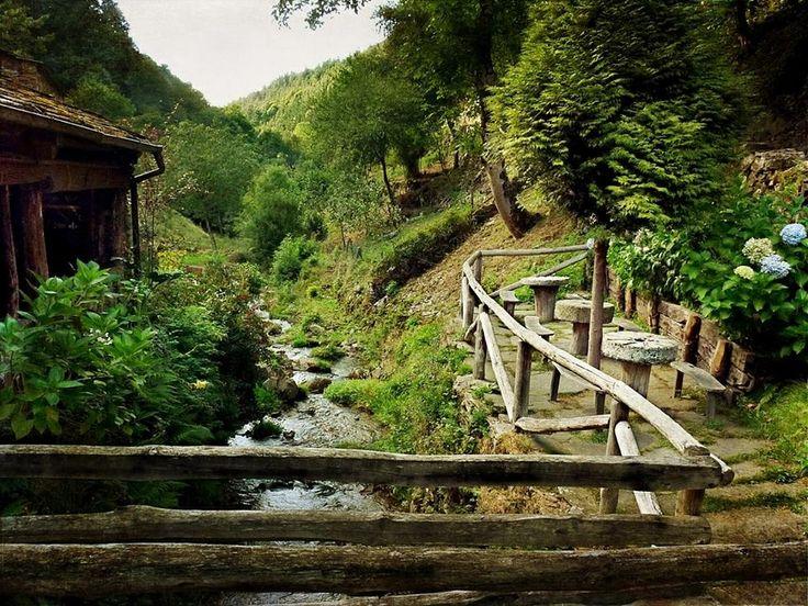 Taramundi, Asturias North Spain