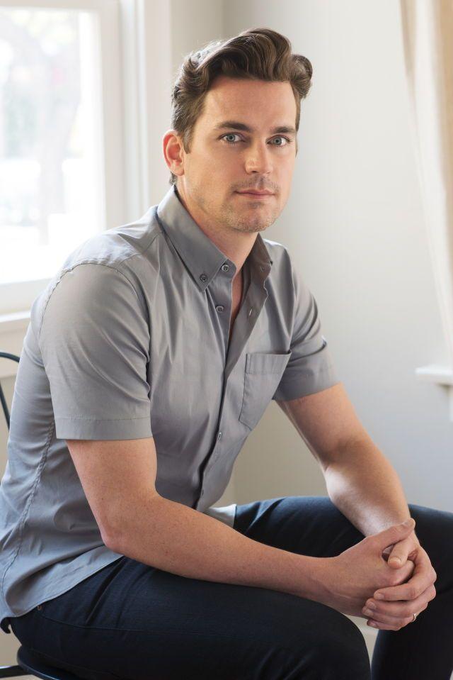 White collar actor gay