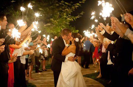 Sparklers - Bottle Sparklers - Wedding Sparklers For Sale - VIP