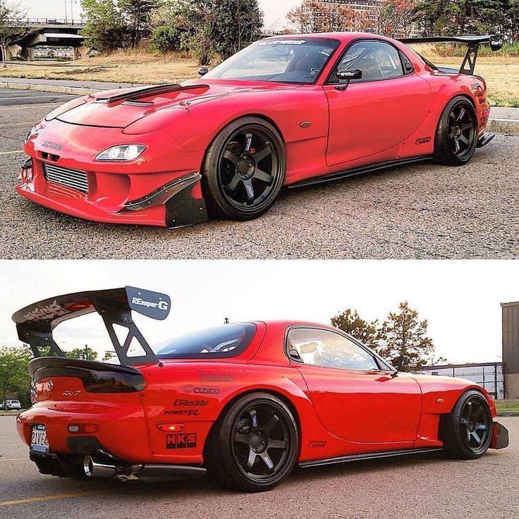 Mazda Auto: 131 Best Mazda RX-7 Images On Pinterest