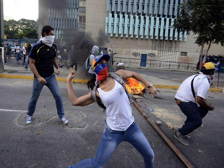 Venezuelas Democracy Liberty Movement