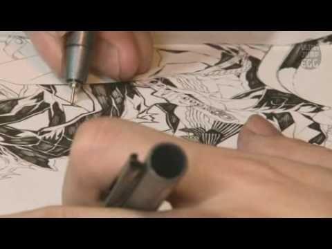 ULTRADRAWING Miwa Shirow #09.flv