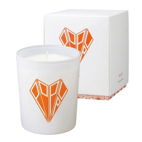 POPUP PARIS Diamond Firewood Candle – KAVUT
