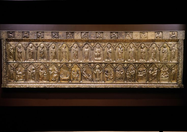 Antependium des Hochaltares in San Marco | venezianisch | Bildindex der Kunst & Architektur