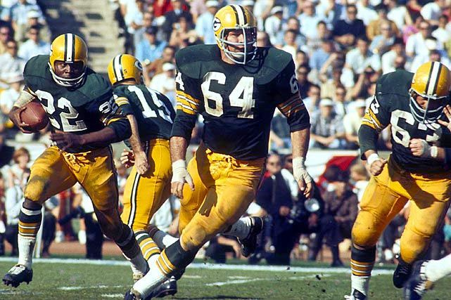 Best Player by Position Not in Hall of Fame - Guard: Jerry Kramer - In 11 seasons with the Packers, Kramer played in 130 games; he also played in the first two Super Bowls. He was a three-time Pro Bowl pick and a five-time, first-team All-Pro selection. He was a Hall of Fame finalist from 1974-76, 1978-1981, 1984 and 1987.
