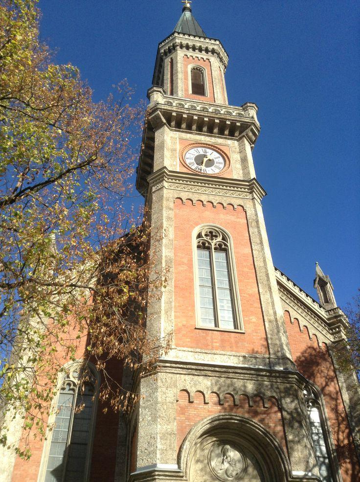 Церковь Христа в Зальцбурге