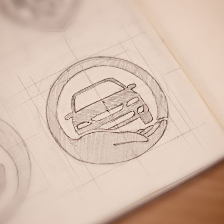 Create logo for GC24 - the company which is engaged in car insurance.   #sketch #sketching #sketchbook #sketches #sketchy #sketchaday #sketch_daily #sketchdaily #logo #logos #graphicdesign #designer #design #logodesigner #logodesigns #branding #brandidentity #graphicdesigner #creative #creatives #designinspiration #car #auto #hand #octopus_ds