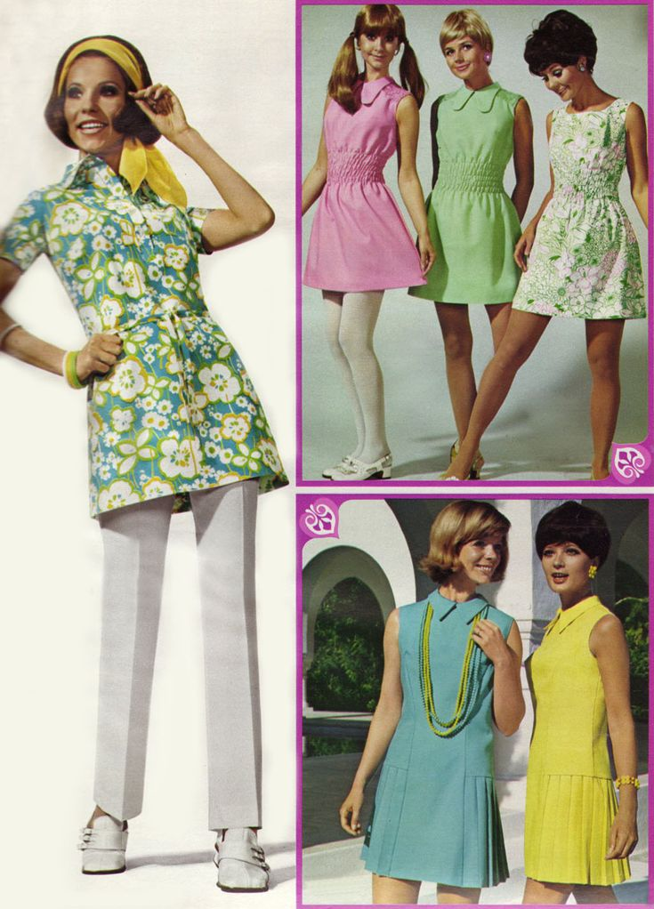 Fashion for Women. 1970