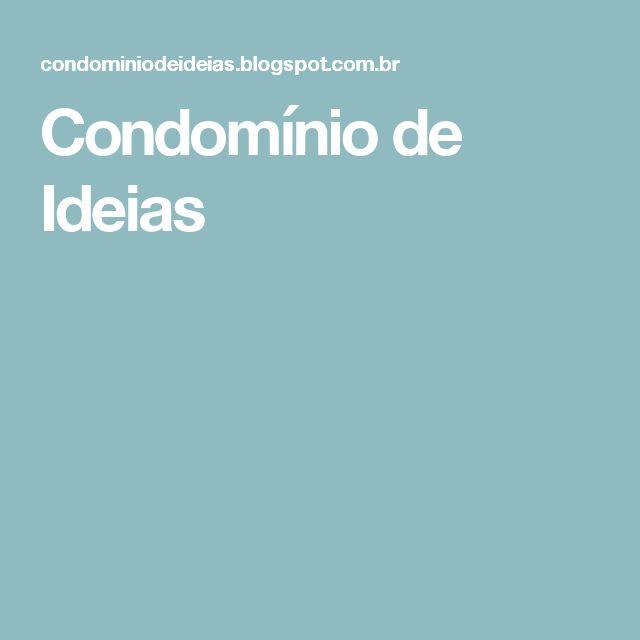 Condomínio de Ideias