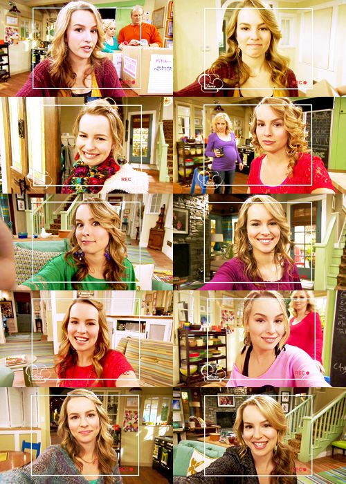 Well, Good Luck Charlie.