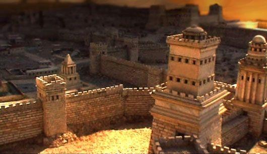Jesus växte upp i ett ockuperat land. Sedan år 63 f.Kr. var Palestina ett romerskt lydrike beläget i det väldiga romarrikets östligaste del. Palestina var ett bergigt land, endast 24 mil långt och 11 mil brett (stort som Småland)...