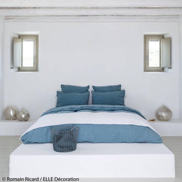 Chambre de ciment pour rêves bleus - La maison de vacances dont on rêve tous…