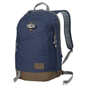 Large and versatile notebook rucksack from the Vintage range - Men - Daypacks - Rucksacks - Equipment - Jack Wolfskin International