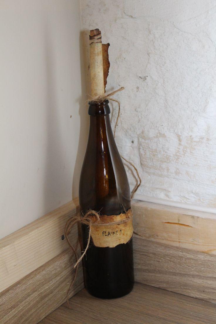 flaskepost.