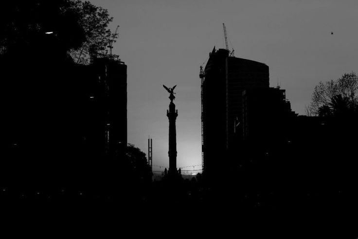 La Ciudad de México vista desde el lente de Santiago Arau Pontones.