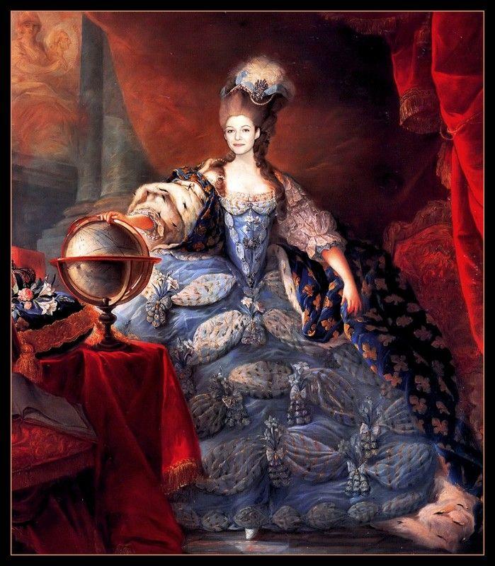 Lady Marie Antoinette