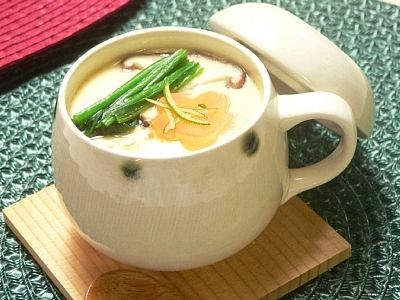 ふんわりなめらか 失敗しない簡単茶碗蒸しの作り方