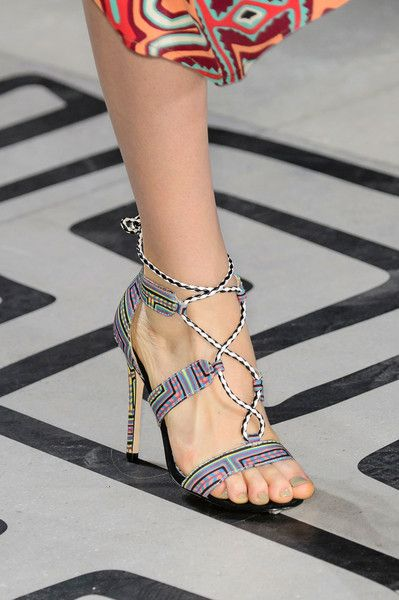 Nicole Miller, Spring 2017 - New York's Best Spring '17 Runway Shoes - Photos