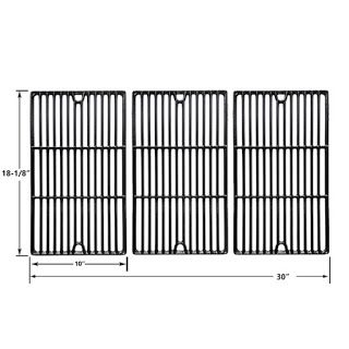 Grillpartszone- Grill Parts Store Canada - Get BBQ Parts,Grill Parts Canada: Cuisinart Cooking Grids | Replacement 3 Pack Porce...