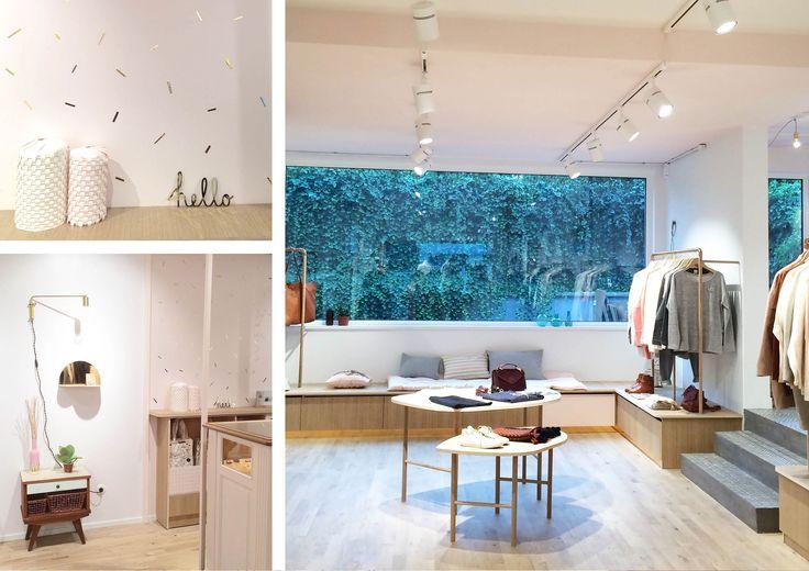 17 meilleures id es propos de magasins concept sur pinterest conception d - Des petits hauts boutique ...