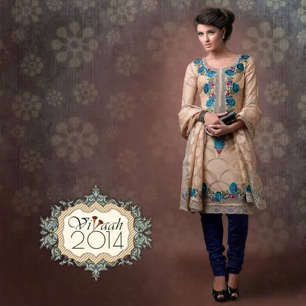 It's the season to look your best, shine through the weddings and sparkle like a star! Be the modern new age bride and groom with our #Vivaah2014 collection!