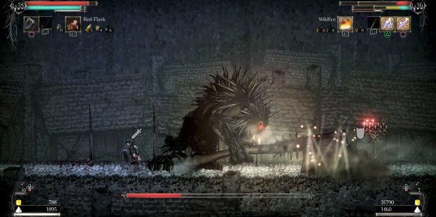 Salt And Sanctuary PC Release Date Soon -  Salt and Sanctuary [official site] is a gorgeous 2D Dark Souls kinda thing that can be played in either singleplayer or co-op. It's already available on Sony's Drakestation 4 and will be coming to PC. Hopefully that'll happen sooner rather than later, and developers Ska... http://tvseriesfullepisodes.com/index.php/2016/05/05/salt-and-sanctuary-pc-release-date-soon/