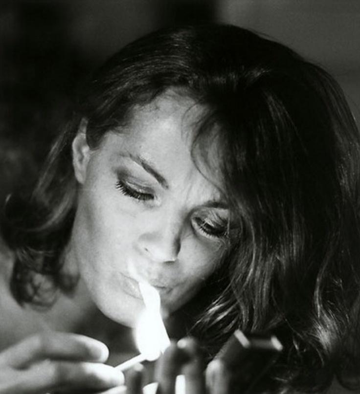 Helga Kneidel • Romy Schneider in Paris Mai 1973 # 1