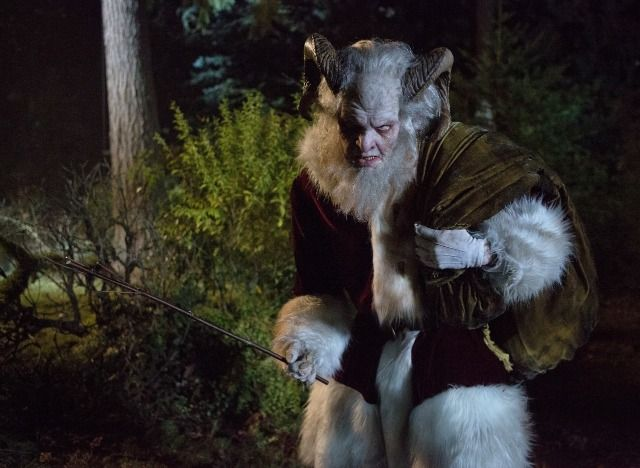 The Dark Side of Christmas the Legend of Krampus