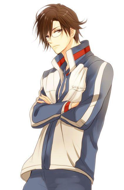 Tezuka Kunimitsu - The awesome captain of the tennis team!