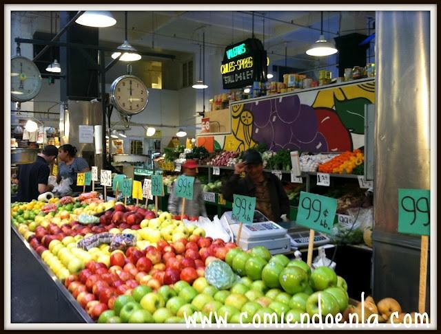 Grand Central Market  Los Angeles, CA