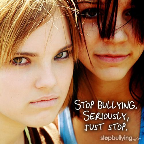 Stopbullying.gov definition: Bullying is unwanted, aggressive behavior among school aged children that involves a real or perceived power imbalance. The behavior is repeated, or has the potential to be repeated, over time. Bullying includes actions such as making threats, spreading rumors, attacking someone physically or verbally, and excluding someone from a group on purpose.