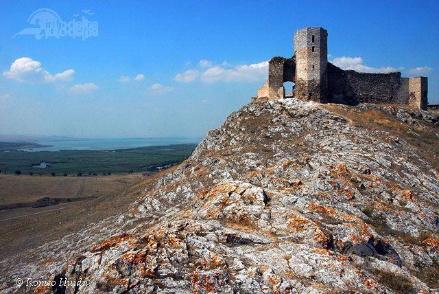 Cetatea Enisala, Dobrogea - Poza din Delta Dunarii