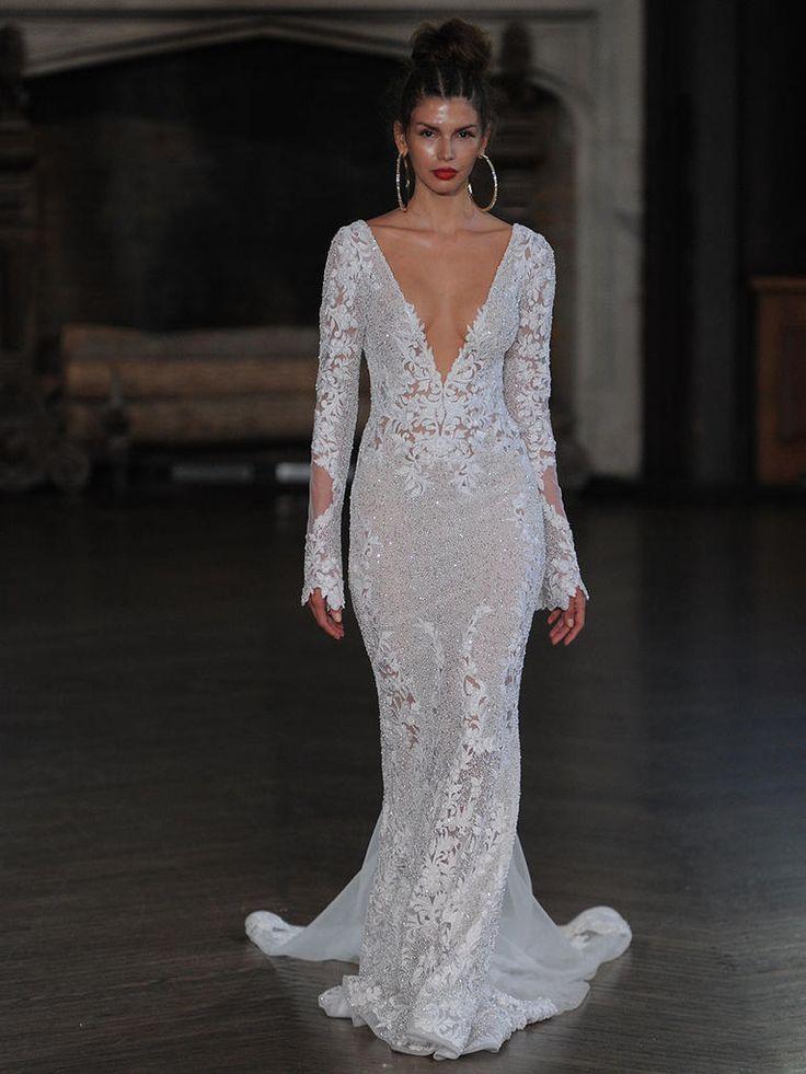 Berta Bridal Fall 2017 Bold Bridal Gowns With AvantGarde Style  Novias  Bodas  Wedding