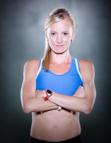 Shalane Flanagan. This chick and Kara Goucher... AMAZING women of.running