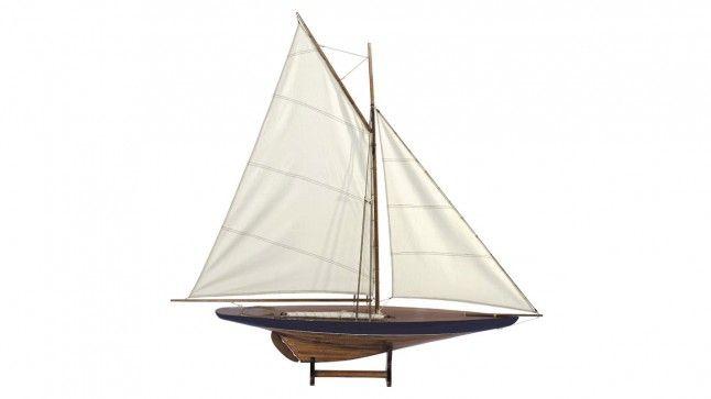 Miniatuur boot Sail Model 1901 AS050