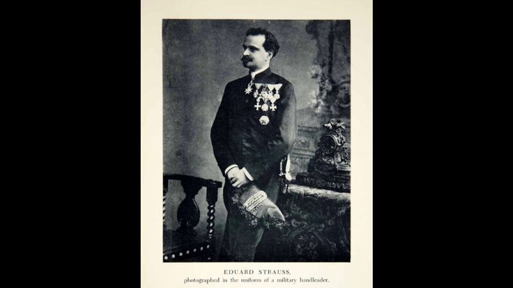 Eduard Strauss - Schleier und Krone, Walzer, Op. 200