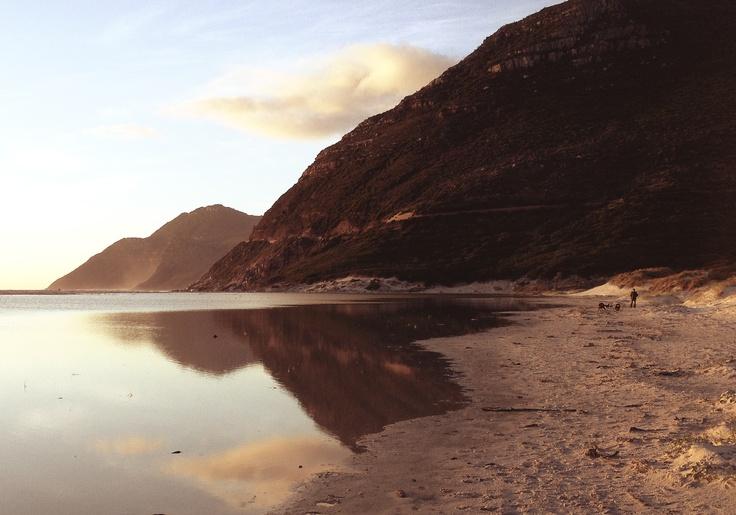 Beauty of Noordhoek beach, Cape Town