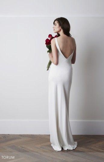 Charlie Brear Torum - Designer Wedding Dress - perfectdaybridal.net