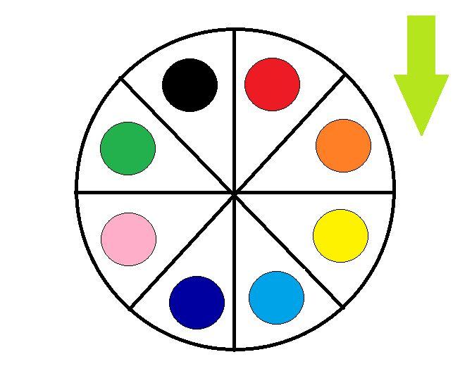 Ο κήπος με τα χρώματα!: Επιτραπέζιο παιχνίδι-πάω στο Νηπιαγωγείο