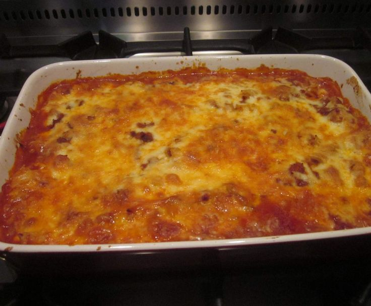 Recipe Family Favourite Pasta Bake by SusanLouise - Recipe of category Pasta & rice dishes