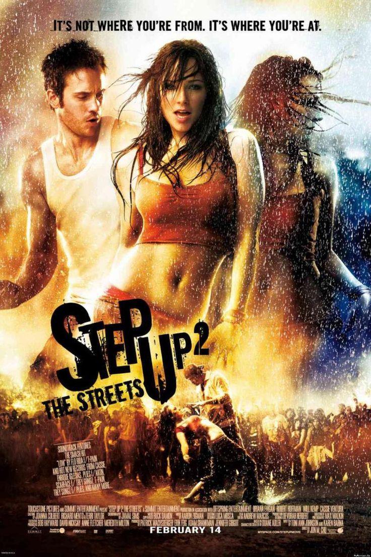 """Step Up 2 the Streets"" (2008). COUNTRY: United States. DIRECTOR: Jon Chu. SCREENWRITER: Toni Ann Johnson, Karen Barna (Characters: Duane Adler). COMPOSER: Aaron Zigman. CINEMATOGRAPHER: Max Malkin. CAST: Briana Evigan, Robert Hoffman, Telisha Shaw, Will Kemp, Adam G. Sevani"
