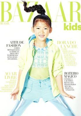 Revista Bazaar Kids