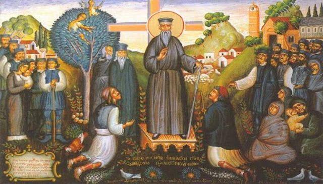Η ΑΠΟΚΑΛΥΨΗ ΤΟΥ ΕΝΑΤΟΥ ΚΥΜΑΤΟΣ: 122 προφητείες του Αγίου Κοσμά του Αιτωλού