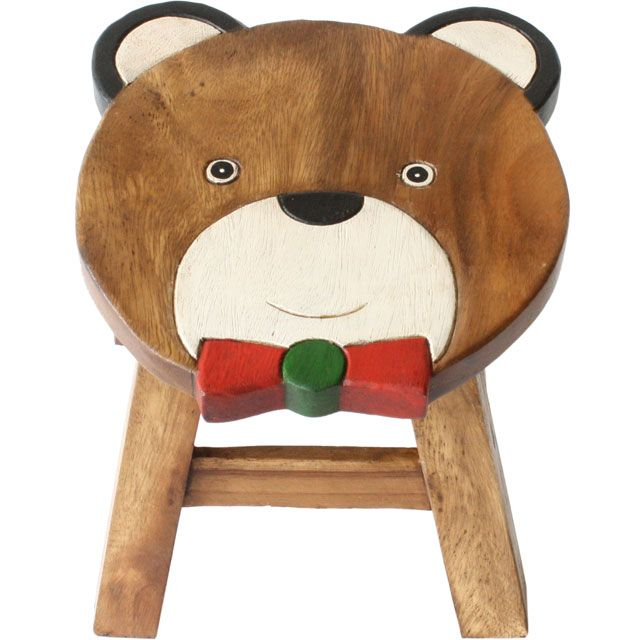 Wholesale Childrens bear stool - Something Different