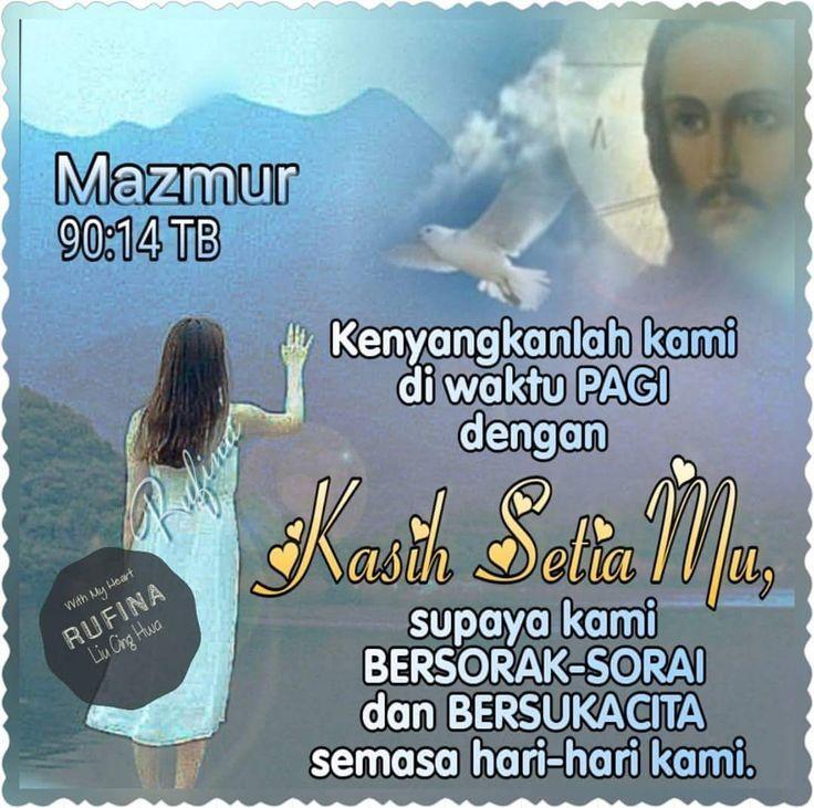 ✿*´¨)*With My Heart  ¸.•*¸.• ✿´¨).• ✿¨) (¸.•´*(¸.•´*(.✿ GOOD MORNING ....GBU ~  Mazmur 136:26 Bersyukurlah kepada Allah semesta langit! Bahwasanya untuk selama-lamanya kasih setia-Nya.