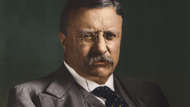 the preservation of the memory of theodore roosevelt In 1946, a bill proposing the creation of the theodore roosevelt  cause he had never previously espoused and to preserving the memory of a.