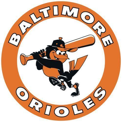 4307 baltimore orioles logo - photo #25