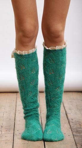 cutest boot socks