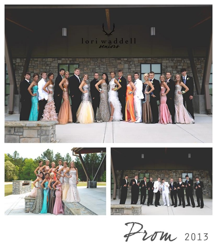 prom session with Lori Waddell Photography